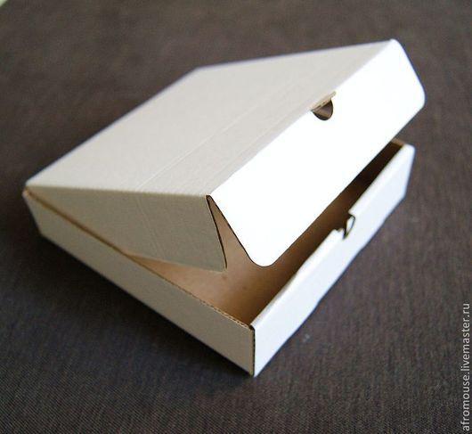 коробка для упаковки плоских небольших вещиц