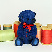 Куклы и игрушки ручной работы. Ярмарка Мастеров - ручная работа Mr. Blue. Handmade.