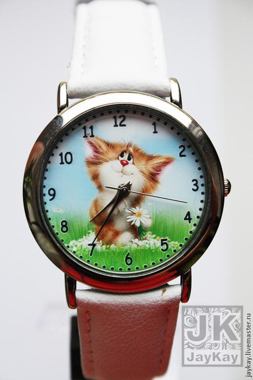 Часы ручной работы. Ярмарка Мастеров - ручная работа. Купить Часы наручные JK Маленький корпус. Handmade. Часы