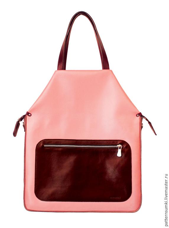 Дизайнерская кожаная сумка Pattern Rosebud, Классическая сумка, Москва,  Фото №1