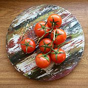 Для дома и интерьера ручной работы. Ярмарка Мастеров - ручная работа Сервировочные доски. Handmade.