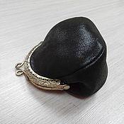 Сумки и аксессуары handmade. Livemaster - original item Wallet genuine leather on the clasp number 2.. Handmade.