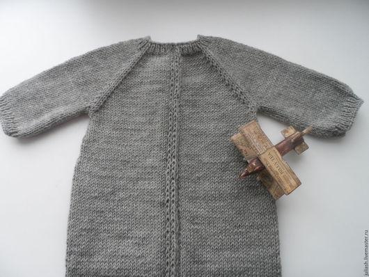 """Одежда ручной работы. Ярмарка Мастеров - ручная работа. Купить Комбинезон для новорожденного """"Уютный"""". Handmade. Комбинезон, комбинезон для малыша"""