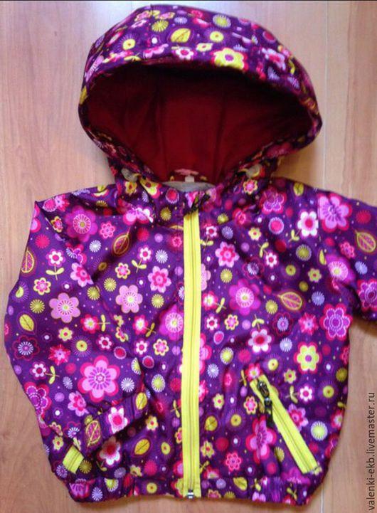 Одежда унисекс ручной работы. Ярмарка Мастеров - ручная работа. Купить Ветровка, куртка детская. Handmade. Комбинированный, одежда для детей