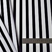 Материалы для творчества handmade. Livemaster - original item Striped fabric, striped fabric. Handmade.