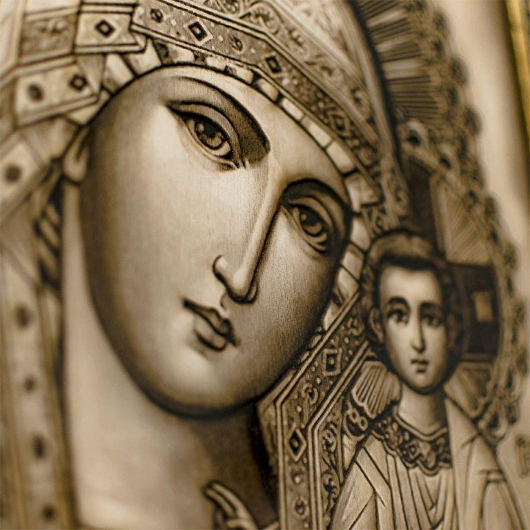 Казанская икона Пресвятой Божией Матери, Иконы, Северск,  Фото №1