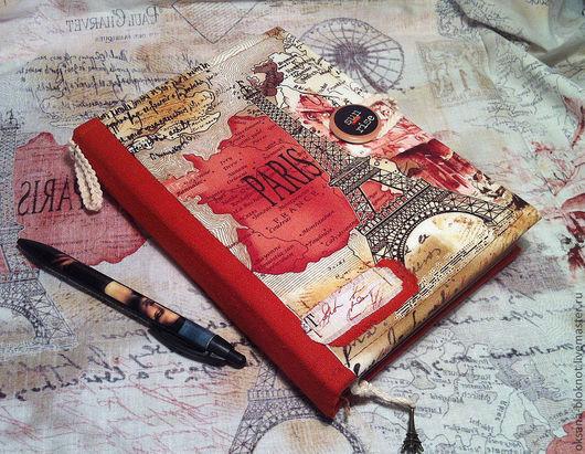 Очень яркий и красивый блокнот для тех, кто любит путешествовать ;-)