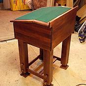 Для дома и интерьера ручной работы. Ярмарка Мастеров - ручная работа Письменный стол-конторка. Handmade.