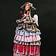 Коллекционные куклы ручной работы. Ангел Герда. 'АняМаня'. Интернет-магазин Ярмарка Мастеров. Ангел-хранитель, подарок на любой случай
