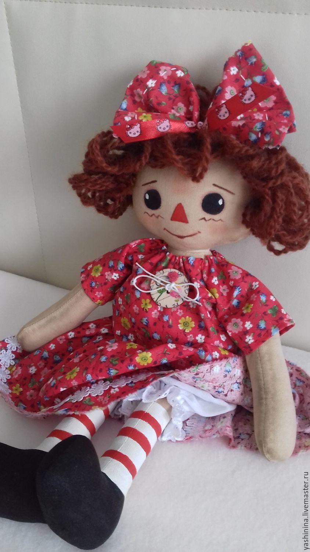 Кукла чердачная регги Энн, Куклы, Тюмень, Фото №1
