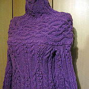 Одежда handmade. Livemaster - original item Jumper knitted .. Handmade.