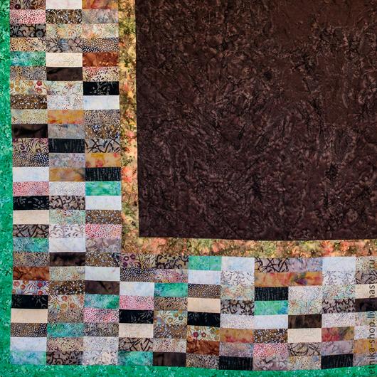 """Текстиль, ковры ручной работы. Ярмарка Мастеров - ручная работа. Купить Пэчворк покрывало """"Батик  """" №21. Handmade. Пэчворк"""