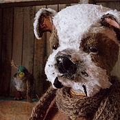 Куклы и игрушки ручной работы. Ярмарка Мастеров - ручная работа Лесли и Фред. Когда зазвенели ручьи.. Handmade.