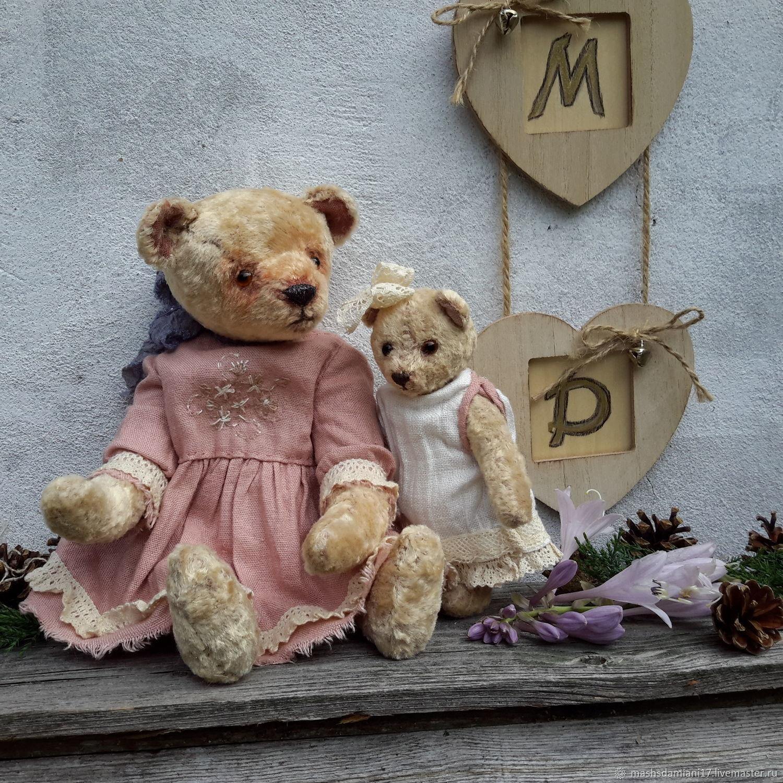 Teddy bear Марта и Поля, Мишки Тедди, Москва,  Фото №1