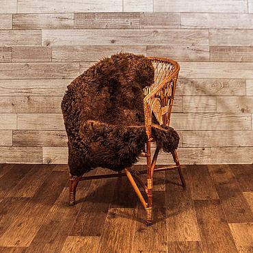 Для дома и интерьера ручной работы. Ярмарка Мастеров - ручная работа Элементы интерьера: Натуральная овчина. Handmade.