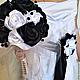 Одежда и аксессуары ручной работы. Пояс для свадебного платья.. ksysha(Свадебные аксессуары). Ярмарка Мастеров. Свадебное украшение, ленты атласные
