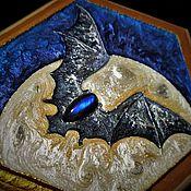 Для дома и интерьера handmade. Livemaster - original item Box Bat - 2. Handmade.