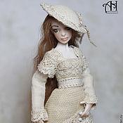 Куклы и игрушки handmade. Livemaster - original item Sylvia and Selina (12.5 cm). Handmade.