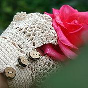 Украшения ручной работы. Ярмарка Мастеров - ручная работа Манжета-браслет в стиле Бохо. Handmade.