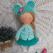 Куклы и игрушки ручной работы. Ярмарка Мастеров - ручная работа Кукла в стиле Минни. Handmade.