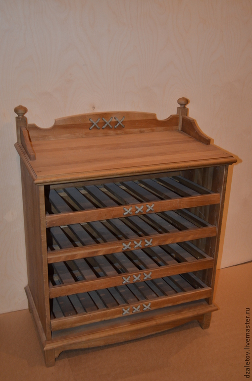 Мебель ручной работы. Ярмарка Мастеров - ручная работа. Купить винный шкаф. Handmade. Элементы интерьера, дерево