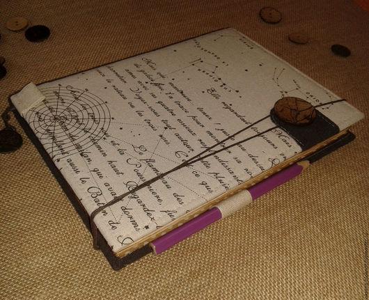 Блокноты ручной работы. Ярмарка Мастеров - ручная работа. Купить Блокнот ручной работы Записки маленького принца (формат А5). Handmade.