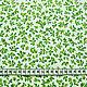 """Хлопок """"Зеленые веточки"""". Ткани. Лоскутная радуга (Наташа). Интернет-магазин Ярмарка Мастеров.  Фото №2"""