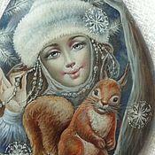 Украшения handmade. Livemaster - original item Winter. Handmade.
