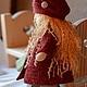 Вальдорфская игрушка ручной работы. Маруся, маленькая принцесса 34см. Калина Ерофеева куклы для детей. Ярмарка Мастеров. Кукла для игры