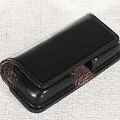 Сумки и аксессуары ручной работы. Ярмарка Мастеров - ручная работа Чехол для мобильного телефона Philips Xenium E560. Handmade.