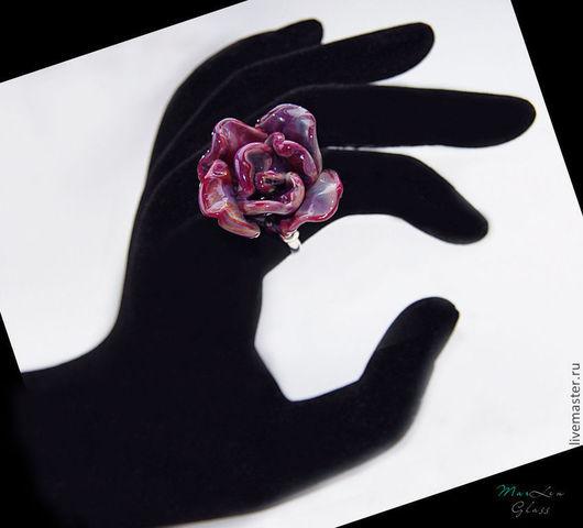 Кольца ручной работы. Ярмарка Мастеров - ручная работа. Купить Кольцо  Дикая роза восточных кровей. Handmade. Роза