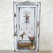Для дома и интерьера ручной работы. Ярмарка Мастеров - ручная работа Antoinette органайзер настенный. Handmade.