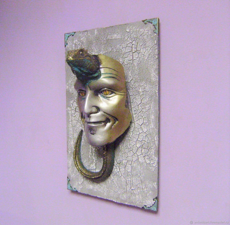Interior mask The Iguana inside you, Interior masks, Chelyabinsk,  Фото №1
