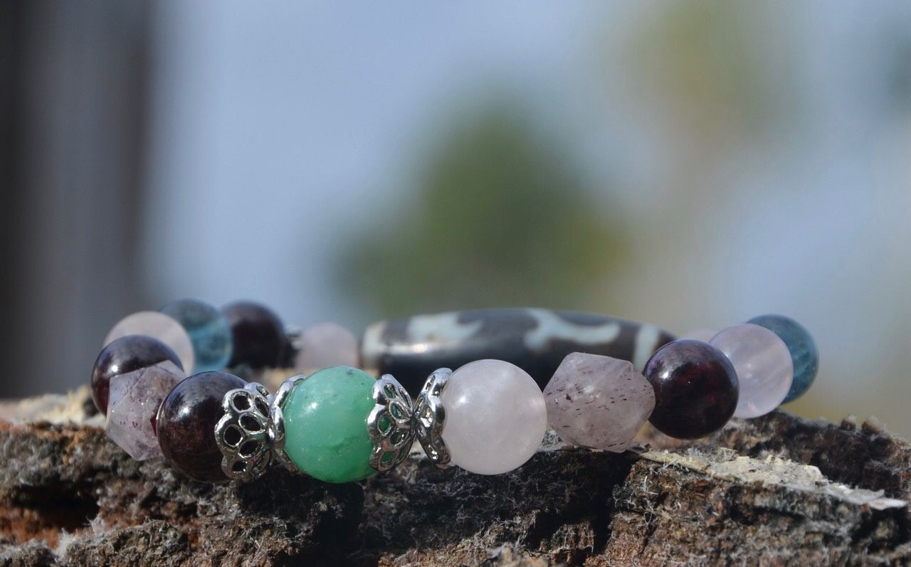 Pomegranate Stone - the mascot of luck, friendship and love 45