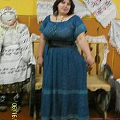 Одежда ручной работы. Ярмарка Мастеров - ручная работа Платье- королева бесплатная доставка. Handmade.