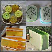 Косметика ручной работы handmade. Livemaster - original item Soap energy soap and restorative zagovornye soap. Handmade.