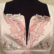 """Одежда ручной работы. Ярмарка Мастеров - ручная работа Топ """"Бабочка"""". Handmade."""