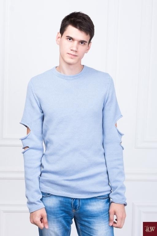 Мужской пуловер купить интернет магазин