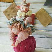 Куклы и игрушки handmade. Livemaster - original item Teddy $ sainka Lolita. Handmade.