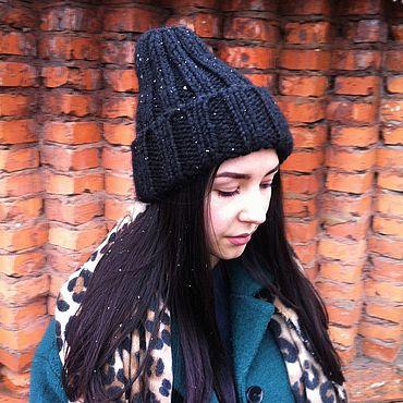 Одежда ручной работы. Ярмарка Мастеров - ручная работа Зимняя шапочка. Handmade.