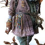 Шарнирная кукла ручной работы. Ярмарка Мастеров - ручная работа Алтаана. Авторская кукла.. Handmade.