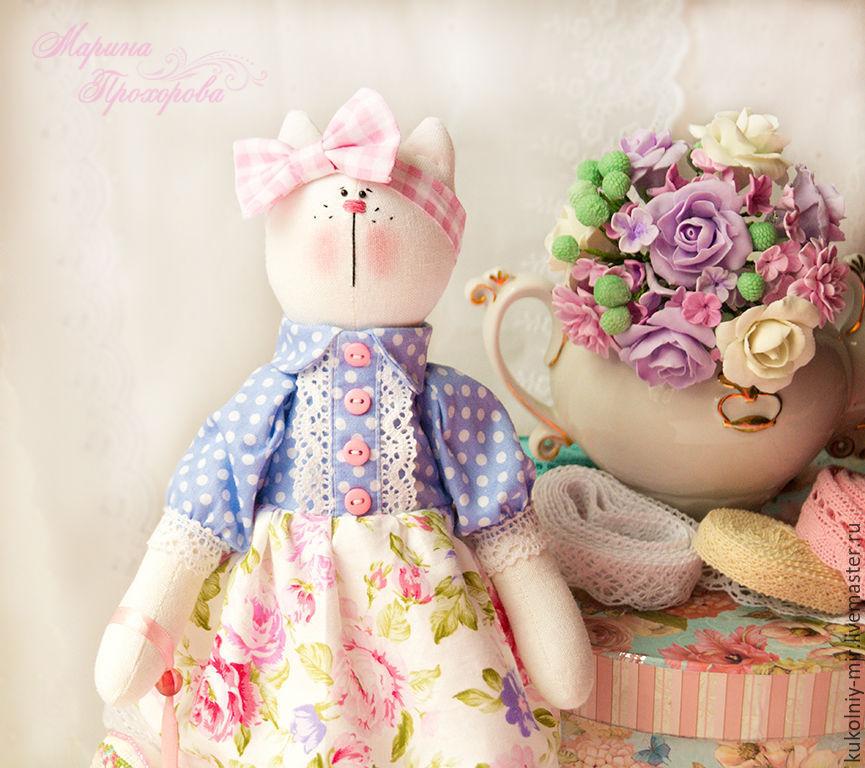 Кошечка Арина, Мягкие игрушки, Барнаул,  Фото №1