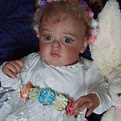 Куклы Reborn ручной работы. Ярмарка Мастеров - ручная работа Реборн -ручная работа. Дарина (Chloe от Natali Blick). Handmade.