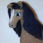 Stuffed Toys handmade. Livemaster - original item Horse. Handmade.