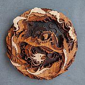 Картины и панно handmade. Livemaster - original item Mandala The Deep Sea. Handmade.