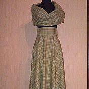 """Одежда ручной работы. Ярмарка Мастеров - ручная работа Комплект """"Весенняя нежность"""" (юбка с шарфиком). Handmade."""