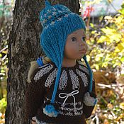 Куклы и игрушки handmade. Livemaster - original item Clothing set for Gotz Doll. for doll 45-50 cm. Handmade.