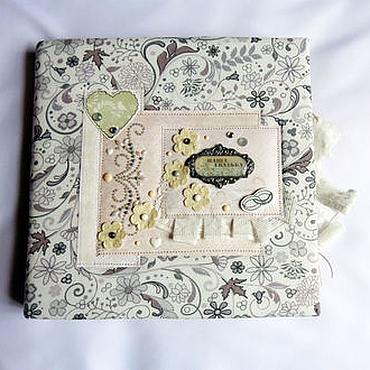Свадебный салон ручной работы. Ярмарка Мастеров - ручная работа Свадебный альбом. Handmade.