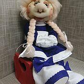 Куклы и пупсы ручной работы. Ярмарка Мастеров - ручная работа Снегурка Васелиса. Handmade.