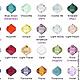 Цвета кристалла